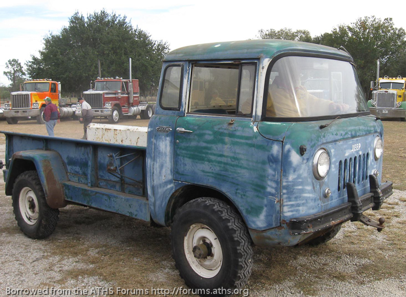 Willys Fc 170 >> ATHS Truck Show Photos